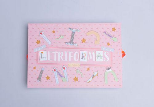 Letriformas mayúsculas